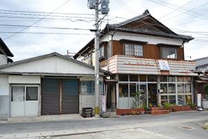 朝日製パン工場 外観