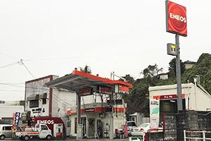 森石油店 嘉麻市のフルサービスガソリンスタンド